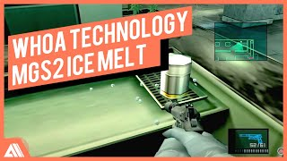 Metal Gear Solid 2 HD - MELTING ICE MGS2 ICE