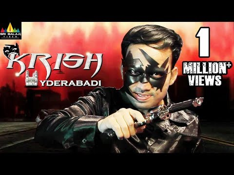 Krish | Hindi Full Movies | Hyderabadi...