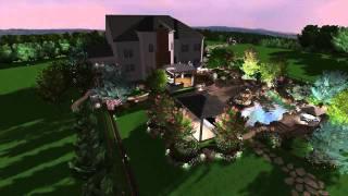 Virtual Presentation Studio Virginia In 3d Landscape Design