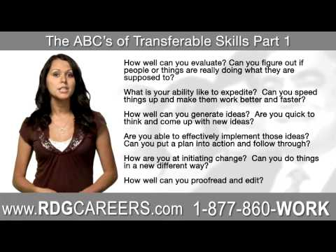 the importance of transferable skills marketing essay Transferable skills are those that you acquire on the job and in your everyday life that are useful in a variety of work environments making your exit: if you are currently a teacher, you are likely familiar with the idea of transferable skills in addition to being a learning facilitator, one of the main roles of.