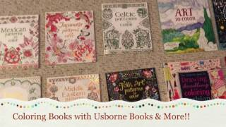 Download Mp3 Coloring Books With Usborne