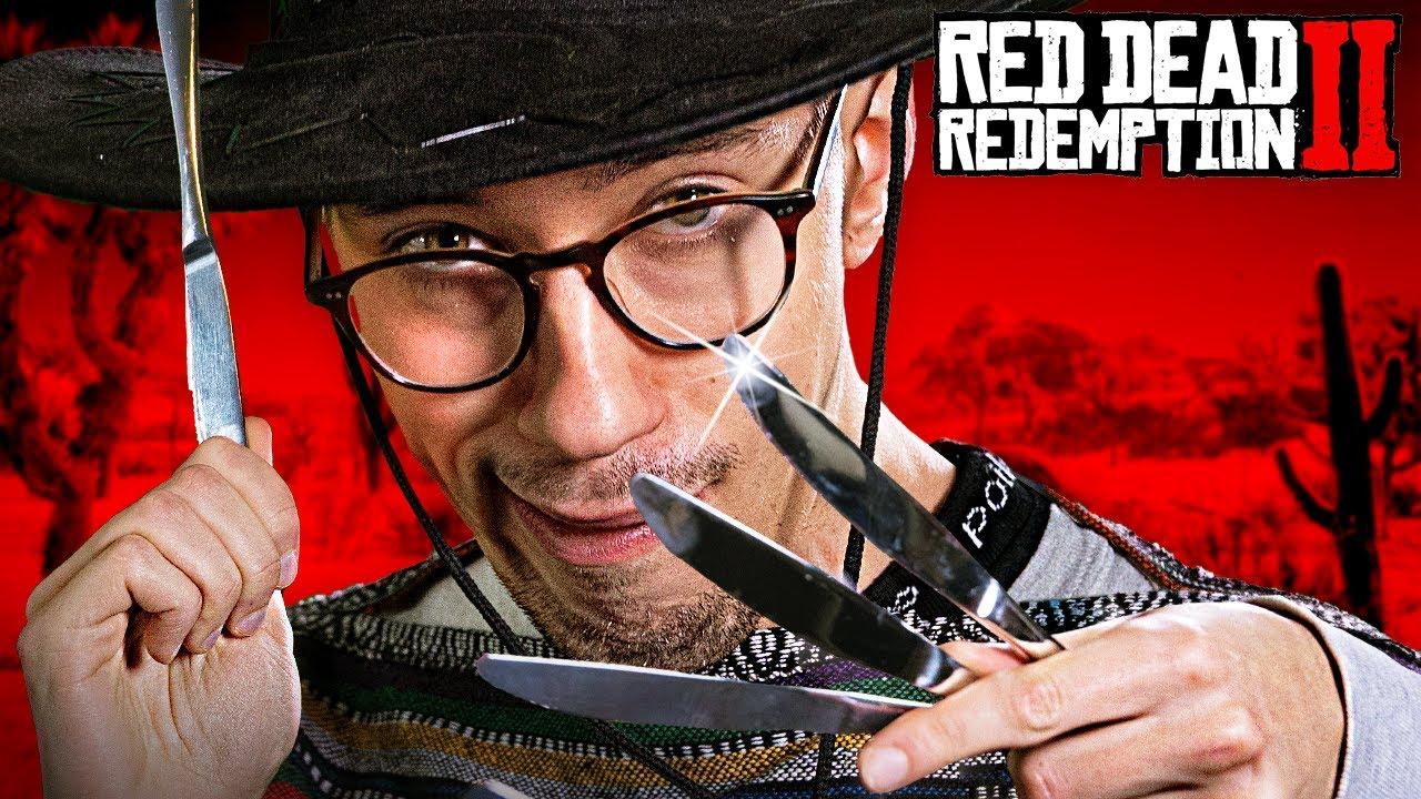 El Hänno - Das Messer wie es flog | Red Dead Redemption 2 thumbnail