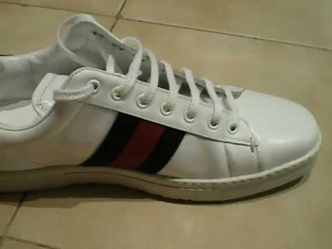 scarpe gucci false