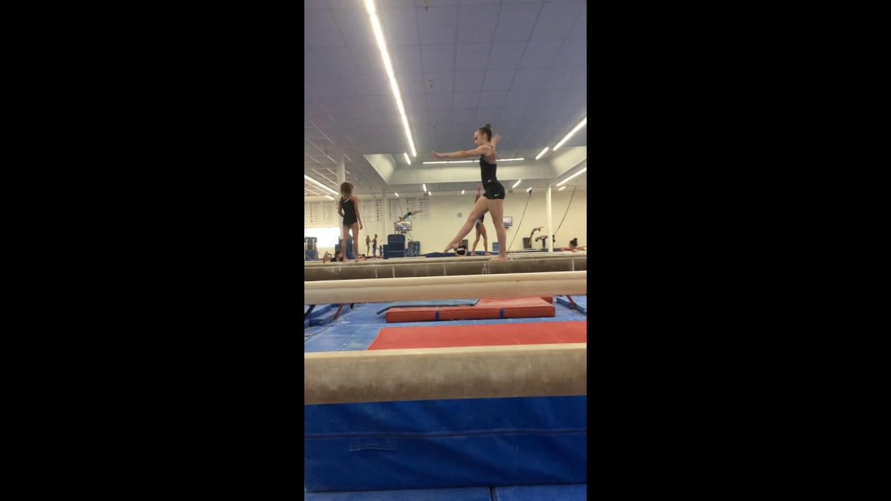 Carissa Patton Beam Jump Connection