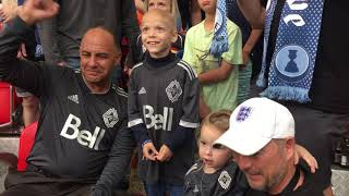 Wills Hodgkinson: MLS Kid Captain