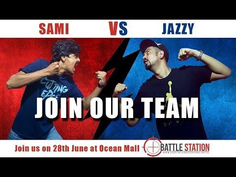 Join Our Team | Sami vs Jazzy | Bekaar Films