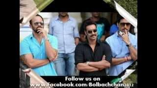 Bol Bachchan 2012 Song Teaser