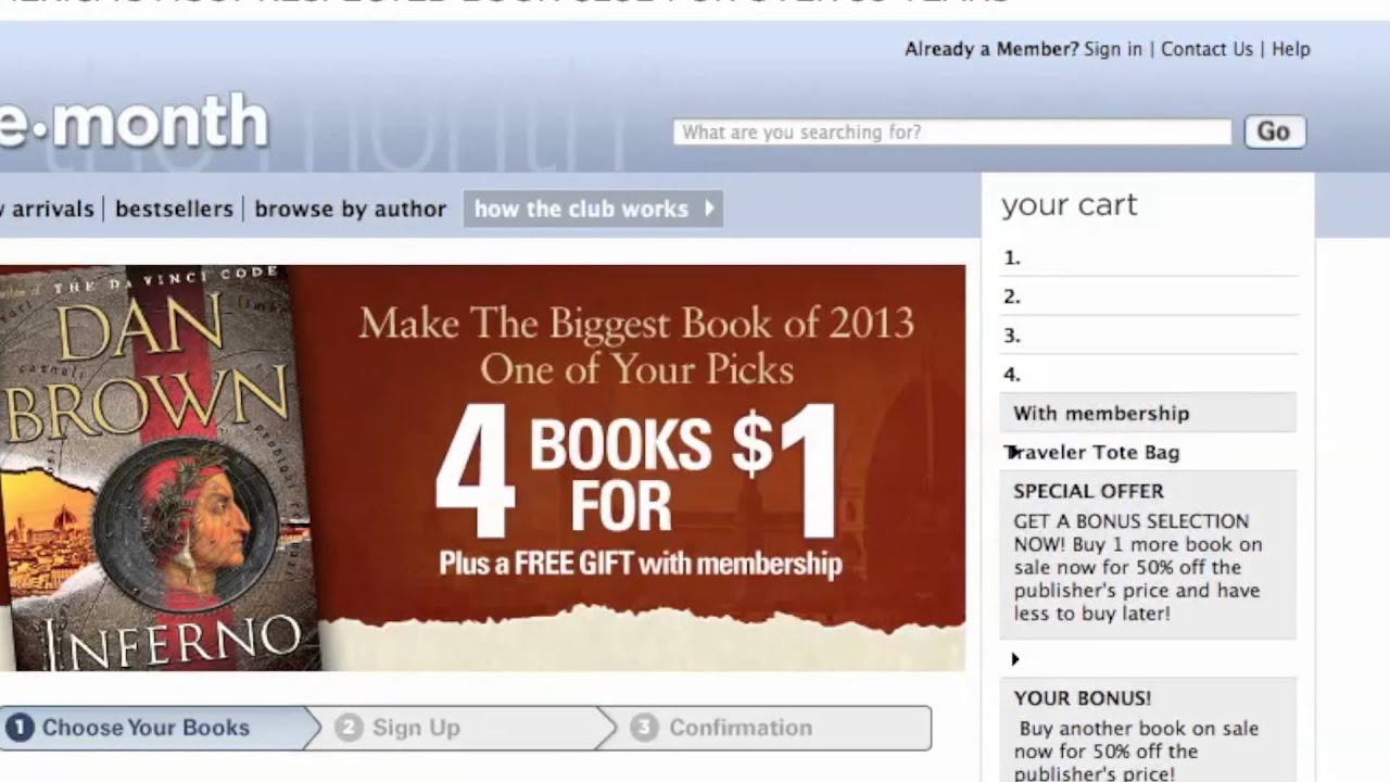 book of the month club coupon code 2013 how to use promo codes and