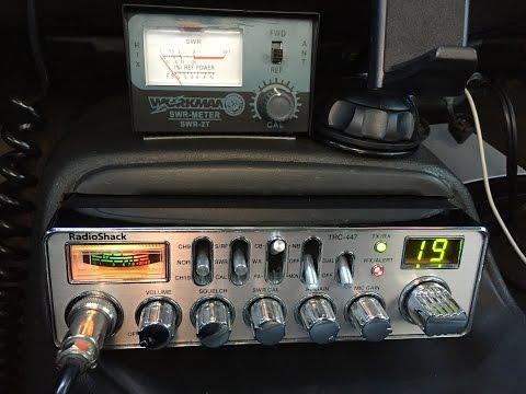 How To: Tune a CB Radio Antennae
