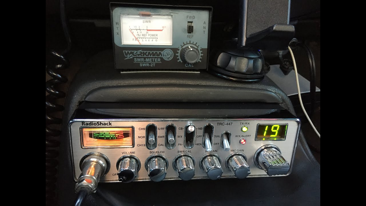 How To: Tune a CB Radio Antennae - YouTube