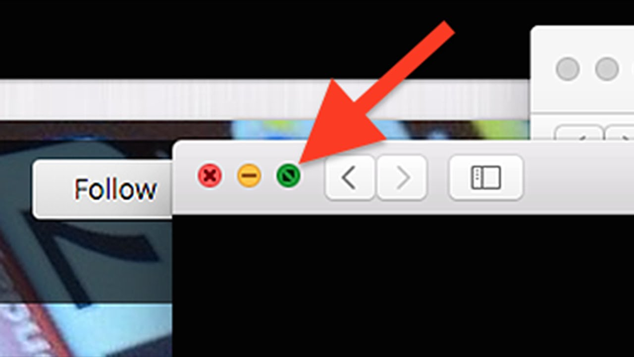 How to Use Split View Mode in Mac OS X 10 11 El Capitan « Mac Tips