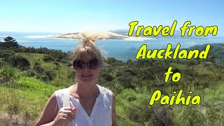 NEW ZEALAND VACATION 2019 - Travelling from AUCKLAND TO PAIHIA (Day 5)