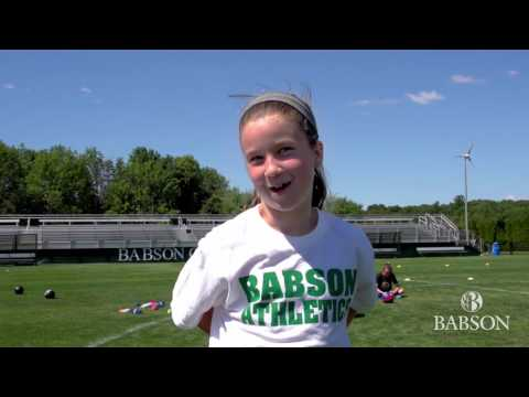 Babson Sports Camps Summer 2016 Highlights