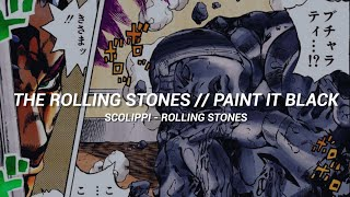《The Rolling Stones》- Paint It Black //Sub.Español//