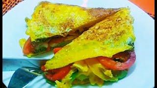 ВКУСНЯТИНА на ЗАВТРАК ЗА 5 МИНУТ Вкусный быстрый завтрак на скорую руку Рецепт завтрака