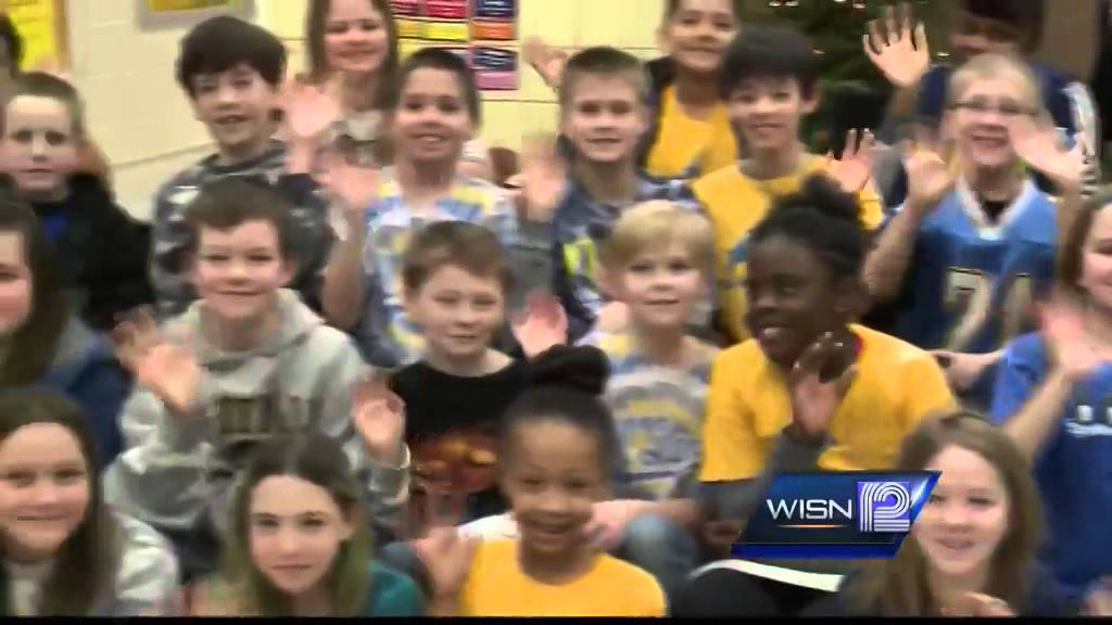 3/7 Shout Out: Fourth- and fifth-graders at Walker Elementary School, West  allis