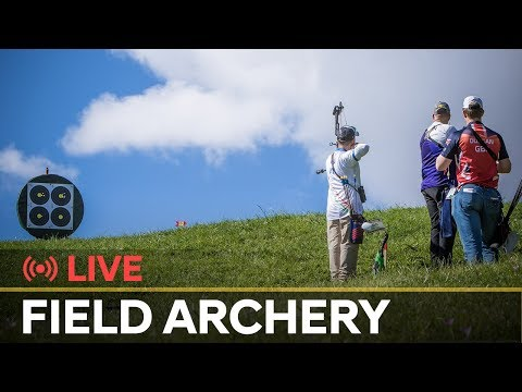 Live session: Finals |Cortina 2018 World Archery Field Championships