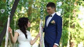 Свадебный клип Кристины и Виталия (2015 год) LoveStory