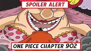 Awas Spoiler!! One Piece CP.902