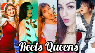 New Reels 27 Dec   All TikTok star Amulya, Jannat, Arishfa, Avneet, Anushka, Faisu, Riyaz,Purabi etc