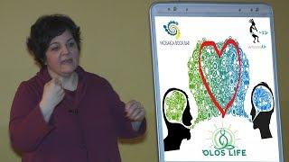La comunicazione del cuore e il linguaggio alchemico - Giorgia Sitta - Mosaica ft Olos Life