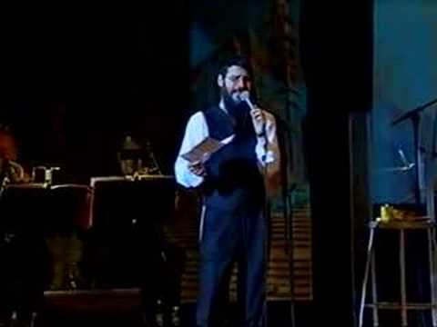 Avraham Fried Sings about SHALHEVET