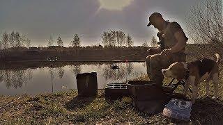 Рыбалка Весной. Правильный Подход в Ловле на Фидер. В общем Релакс!