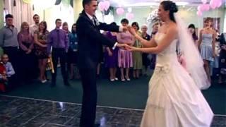 Свадебный танец Анны и Вячеслава