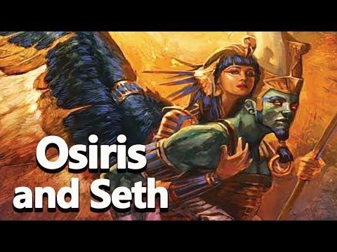 Osiris and Seth - Egyptian Mythology #02 See U in History