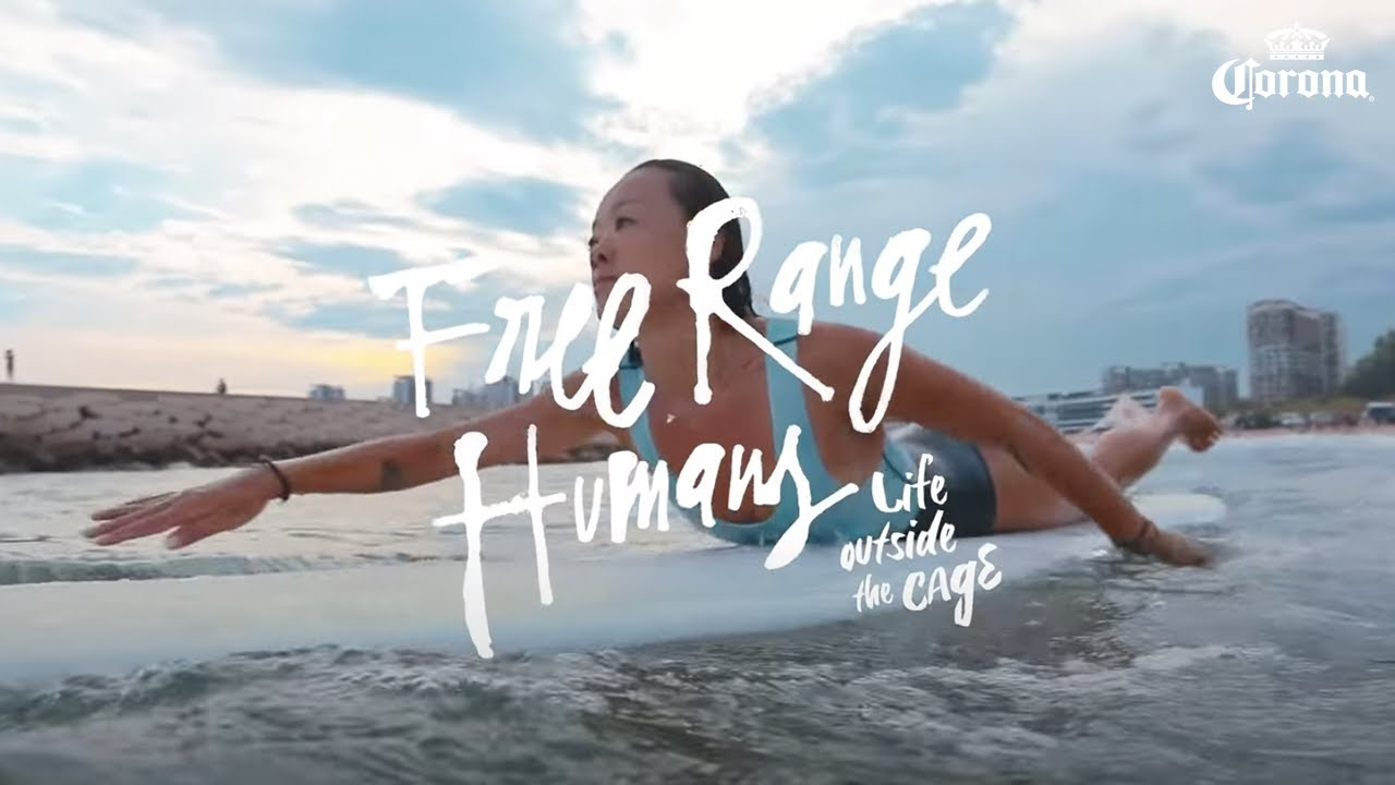 Free Range Humans // Episódio 7: A PIONEIRA DAS ONDAS