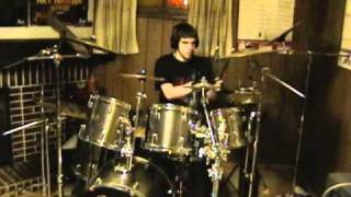 Avenged Sevenfold - The Wicked End (drum cover)