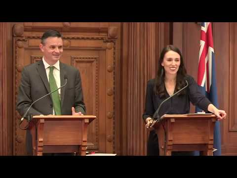 Labour and Greens sign confidence & supply deal