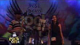 Payaliya Kailash Kher - MTV Rockon