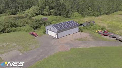 Solar Installation in Oswego, NY