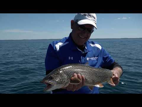 Tremendous Lake Trout & Bass Fishing In Traverse City - Season 3
