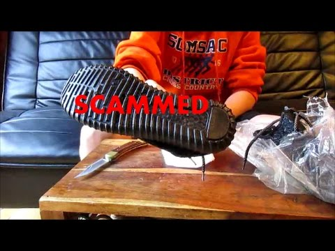 46da660427898 KID GETS SCAMMED! (FAKE YEEZYS) - YouTube