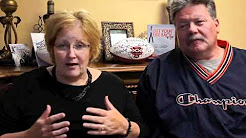 Orland Park, Illinois Back Institute Patients Kathy & David - Back Pain Help