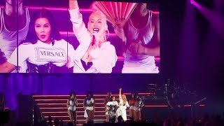 Christina Aguilera & Lil' Kim - Lady Marmalade Live @ Radio City Music Hall, New York (2018)