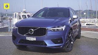 Volvo XC60 - Test de voiture