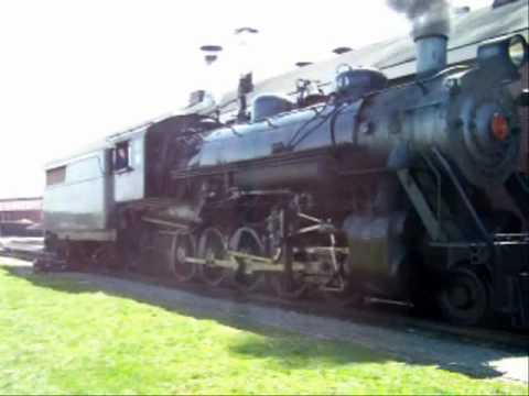 Two Days on the Strasburg Railroad part 1