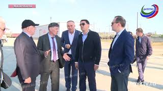 В Дагестане будет построен оптово-распределительный центр