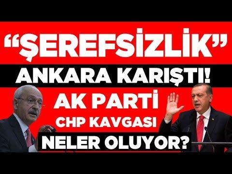 Erdoğan ve Kılıçdaroğlu birbirine girdi! Son dakika haberleri canlı yayın canlı haber Emekli TV'de