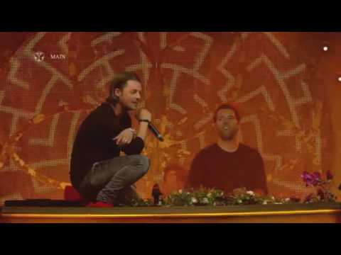 Axwell Λ Ingrosso - Sun is shining [Tomorrowland 2016]