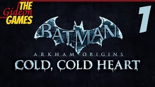 Прохождение Batman: Arkham Origins [DLC: Cold, Cold Heart] HD|PC - Часть 1 (Похолодание)
