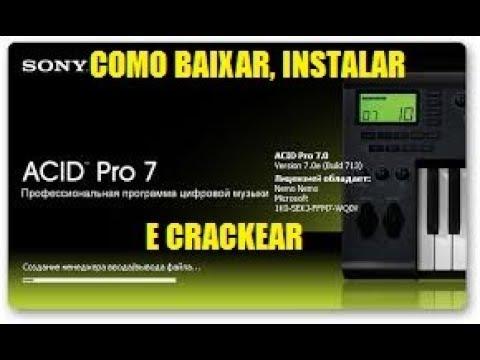Sony acid pro 7 free youtube.