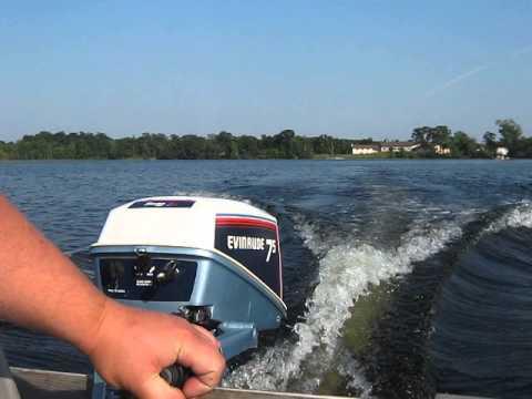 1981 Evinrude 75hp Outboard Motor