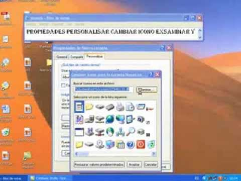 cambiar estilo de windowsxp: