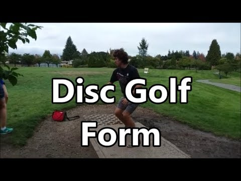 Disc Golf Form 9.15.18 day1907