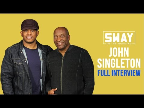 John Singleton Tells Stories of Working with Tupac, Ice Cube, Mark Wahlberg and Tyrese