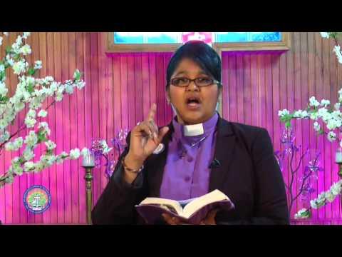 Moments of Inspiration Ep.41 - Rev. Joy E. Abdul Mohan (2017-02-27)
